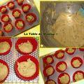 Cupcake citron pistache