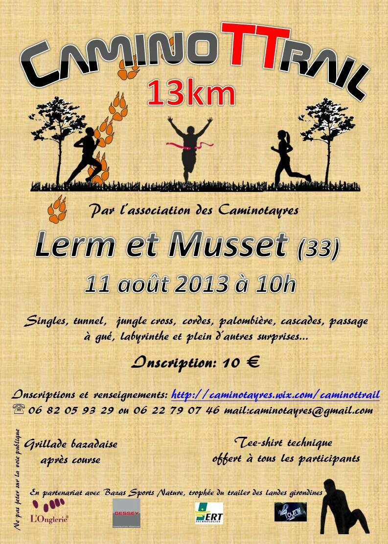 flyer caminottrail