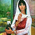 Le Jihad pictural du Palestinien Ismail Shammout اسماعيل شموط