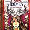 Les enquêtes d'Enola Holmes - T3 (BD)