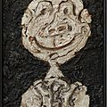 Stedelijk museum amsterdam exhibits the entire group of dubuffet works in its collection