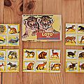 1 loto des animaux sauvages fernand nathan