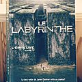 L'épreuve t.1 : le labyrinthe, james dashner