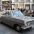 OPEL Rekord A 1700 coupé Mulhouse (1)