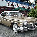 Oldsmobile dynamic 88 holiday sedan 1958