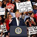 Donald trump invente un attentat terroriste en suède