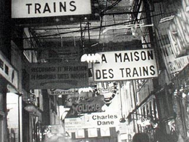 24 - Passage du Havre - Passage honteusement détruit pour un remplacement affligeant