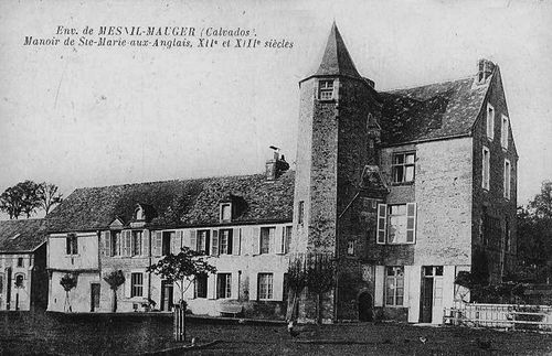 Sainte-Marie-aux-anglais - Manoir