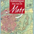 Sébastien wagner : dictionnaire historique des rues de metz