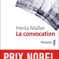 La convocation, herta müller