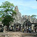 Merveille d'Angkor - Cambodge