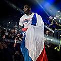 A la une : le point final de patrice quarteron le grand champion de boxe francaise qui defent les valeurs de la nation france !