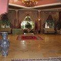 réception de l'hôtel Ouarzazate