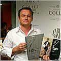 Prix Collet du livre de Chef 2013 - Episode #9 : <b>Bruno</b> <b>Oger</b>, La Villa Archange