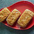 Cakes a l orange de christophe michalak