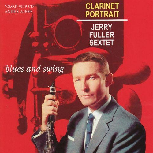 Jerry Fuller Sextet - 1958 - Clarinet Portrait (VSOP)