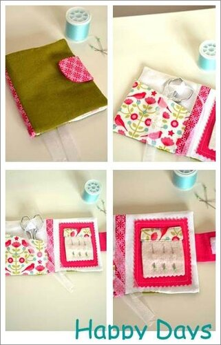 SEWING KIT HAPPY-DAYS