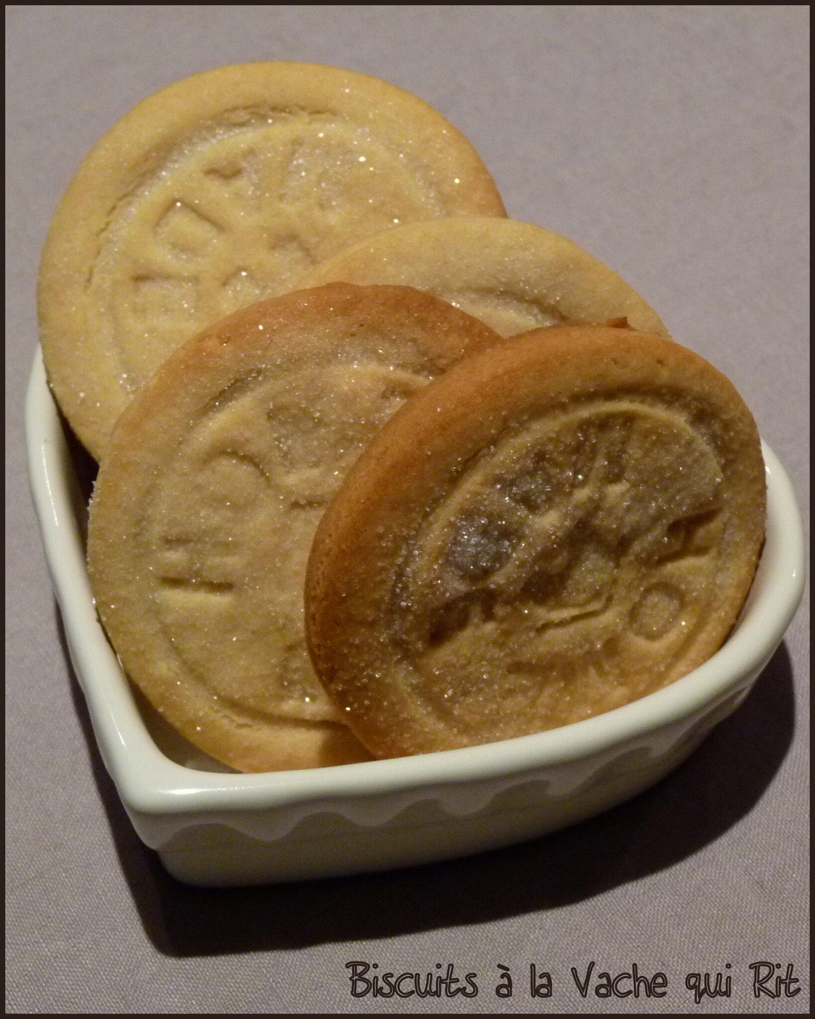 Biscuits à la vache qui rit