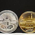 Le Dinar d'or & le <b>Dirham</b> d'argent : l'Islam et l'avenir de la monnaie