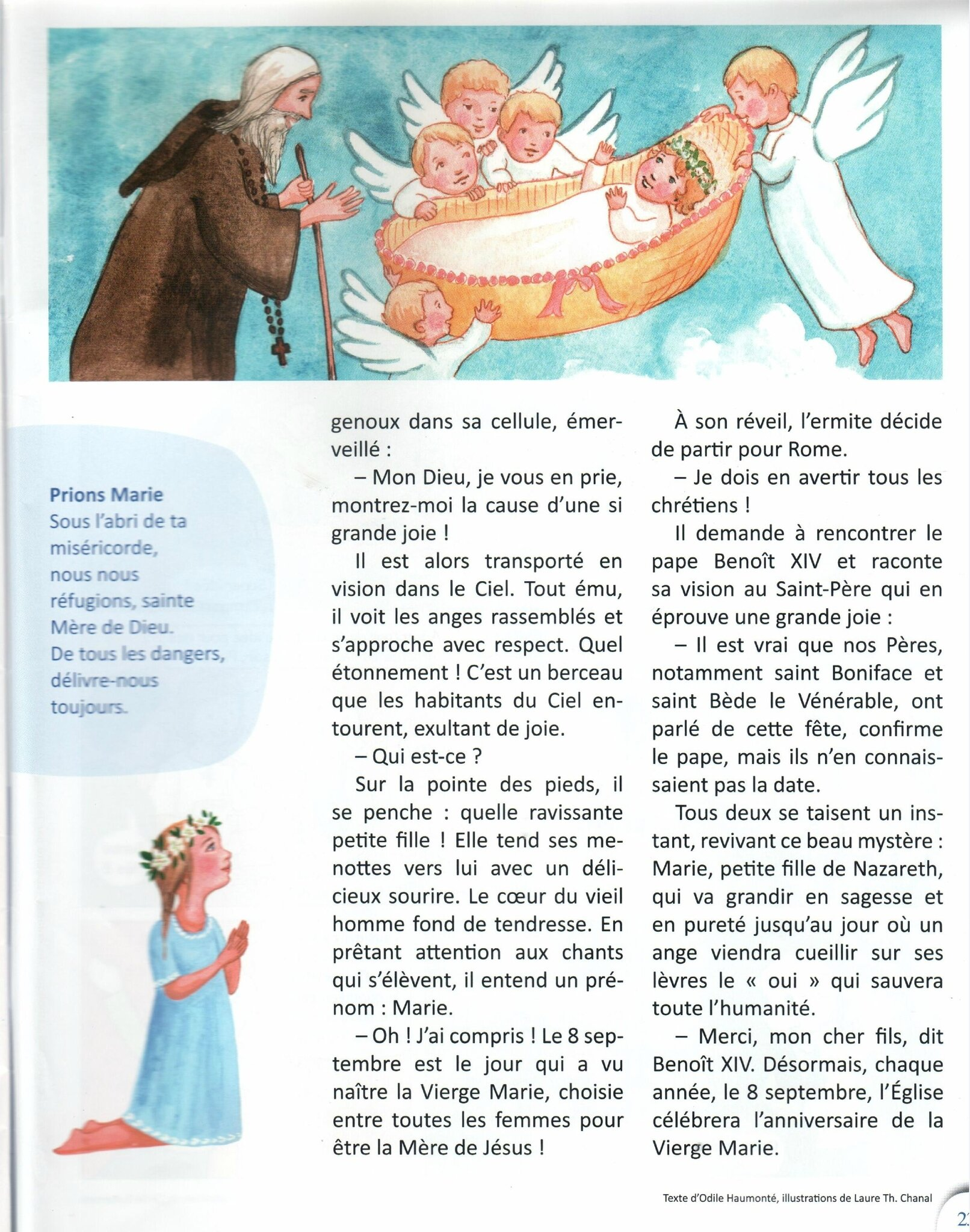 nativité marie 2