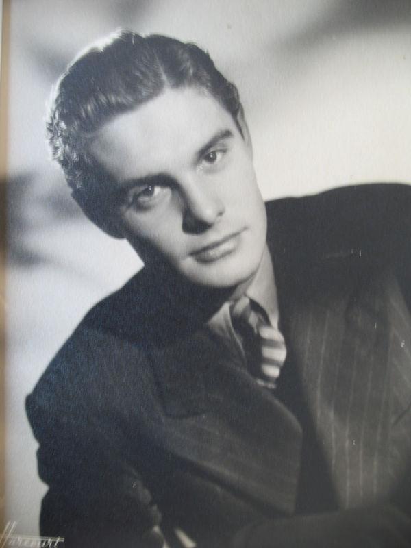 Louis Jourdan 1939 Collection personnelle