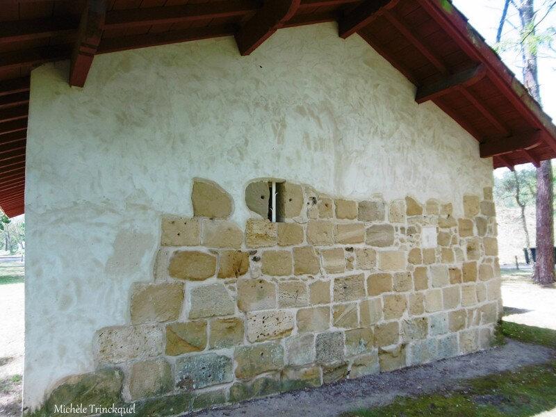 Lavoir, fontaine, chapelle Moliets et Lette Blanche 240518