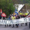 2014-05-12 : manifestation à Briançon