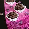 Coprah pak : truffes à la noix de coco et cardamome à l'indienne (revisité)