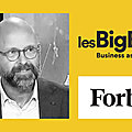 <b>FREDERIC</b> FOUGERAT PARMI LES 10 PERSONNALITES LES PLUS INFLUENTES DE LA COMMUNICATION