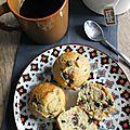 Muffins ruhm raisins