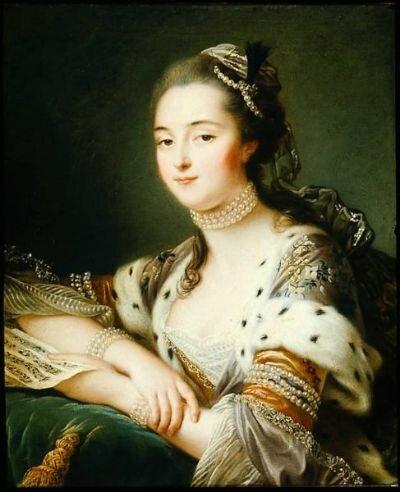 Marguerite Catherine Haynault, marquise de Montmélas