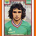 Dominique ROCHETEAU ASSE 1976