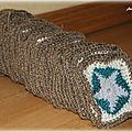 Ca y est, je l'ai enfin ... Ma <b>All</b>-<b>Star</b> <b>Blanket</b> !!