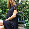 Dressing de Grossesse #2 (merci les fronces!)