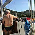 Croisière en voilier de Six-Fours-les-Plages au Cap Nègre juil.
