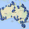 Un tour d'Australie en van