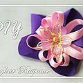 [diy] - la fleur raiponce