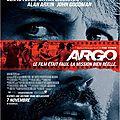 Argo, de Ben Affleck (<b>2012</b>).