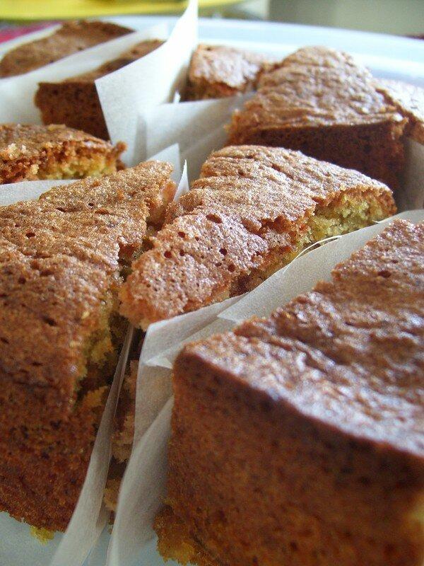 Gâteau à la betterave rouge