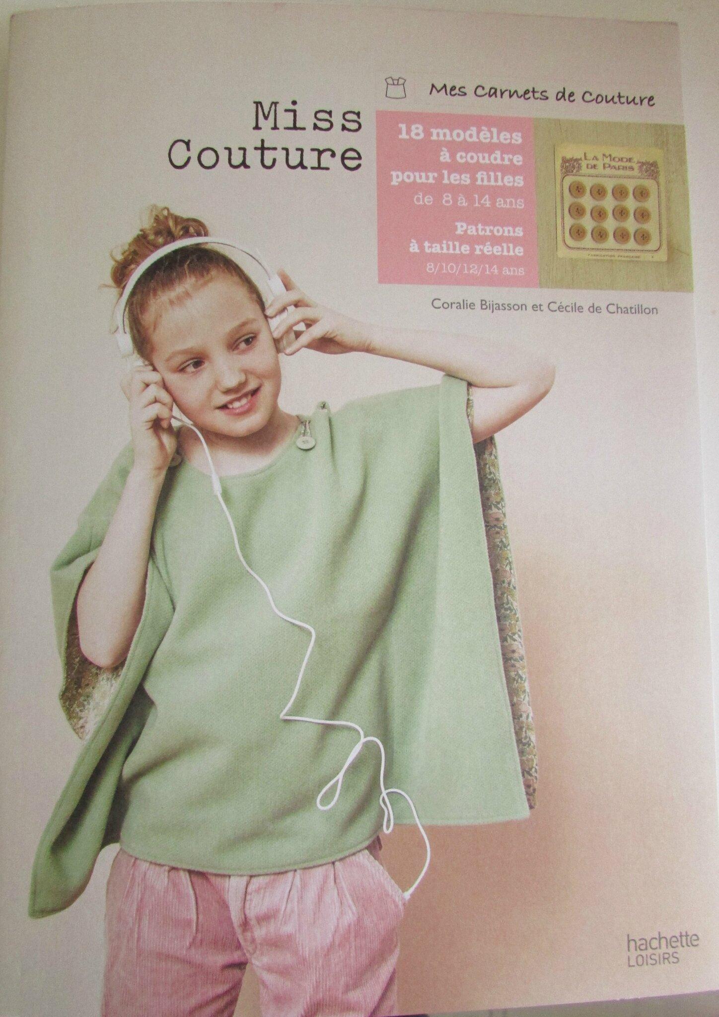 Petite fiche de lecture : Miss Couture, Mes Carnets de Couture