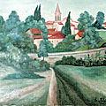 Saint-Maffre célèbre Claire Valière