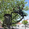 Sculptures et statues vues à marktheidenfeld (allemagne) les 28 et 29 avril 2018 (4)