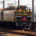 EF 81 44 'Twilight Express', Kanazawa eki