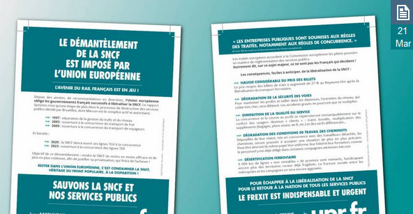 TRACTS SNCF