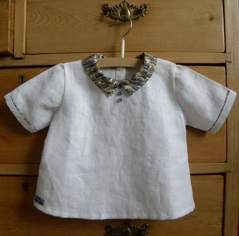 Une chemise de lin pour Lucien