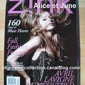 Z!nk Magazine-septembre 2009