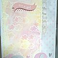 Carte de naissance de Mila 2 (collègue de Rémy) - Mai 2016