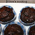 Escapade en cuisine de septembre - muffins chunky au chocolat {comme chez mc d*}