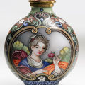 The Joe Grimberg Collection of Chinese Snuff Bottles @ Sotheby's New York