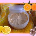 Crème visage pour peau grasse aux agrumes & AHA